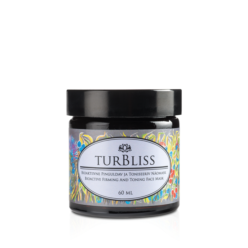 Turbliss - Bioactive Firming and Toning Face Mask 60ml